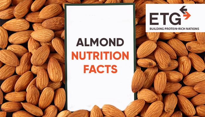 ETG Agro Almond Nutrition